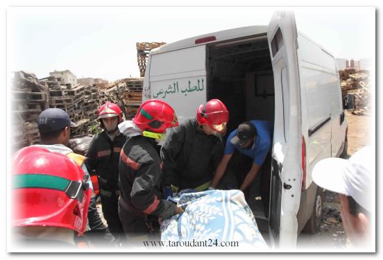 وفاة عاملا بناء بعد اختناقهما بورش حفر بئر بإقليم تارودانت