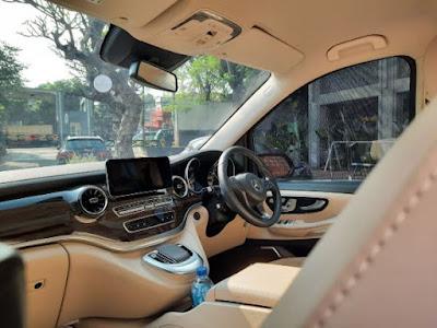 interior mercedes benz V-Class