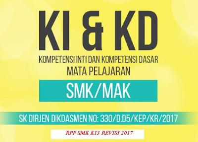Implementasi Rpp Smk Kurikulum 2013 Revisi 2017 Terkini