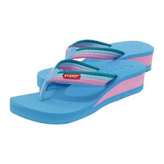 peluang usaha sandal pretty