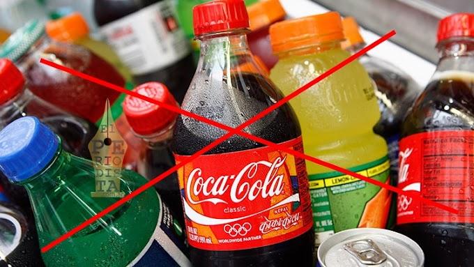 Las bebidas que te hacen subir de peso y un secreto saludable para reemplazarlas