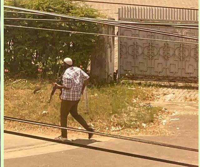 Shooting near French embassy in Tanzania