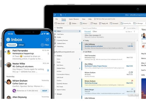 Microsoft is improving the shared calendar in Outlook