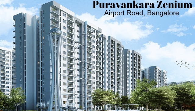 Highlights of Puravankara Zenium pre lanuch Bangalore Project