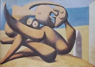 Картины Пикассо с обнажёнными людьми