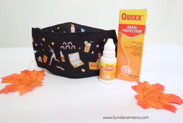 review Quixx Nasal Protection