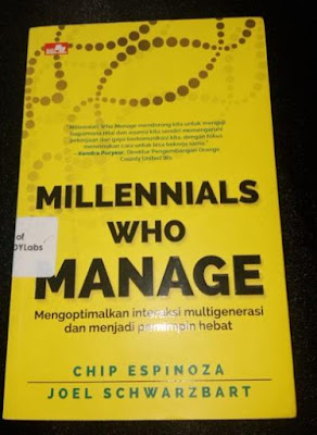 Millennials Who Manage - Chip Espinoza and Joel Schwarzbart
