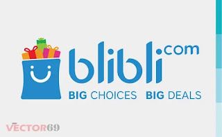 Logo BliBli - Online Mall - Download Vector File SVG (Scalable Vector Graphics)