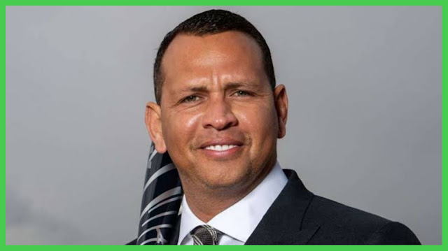 Richest Athletes - Alex Rodriguez
