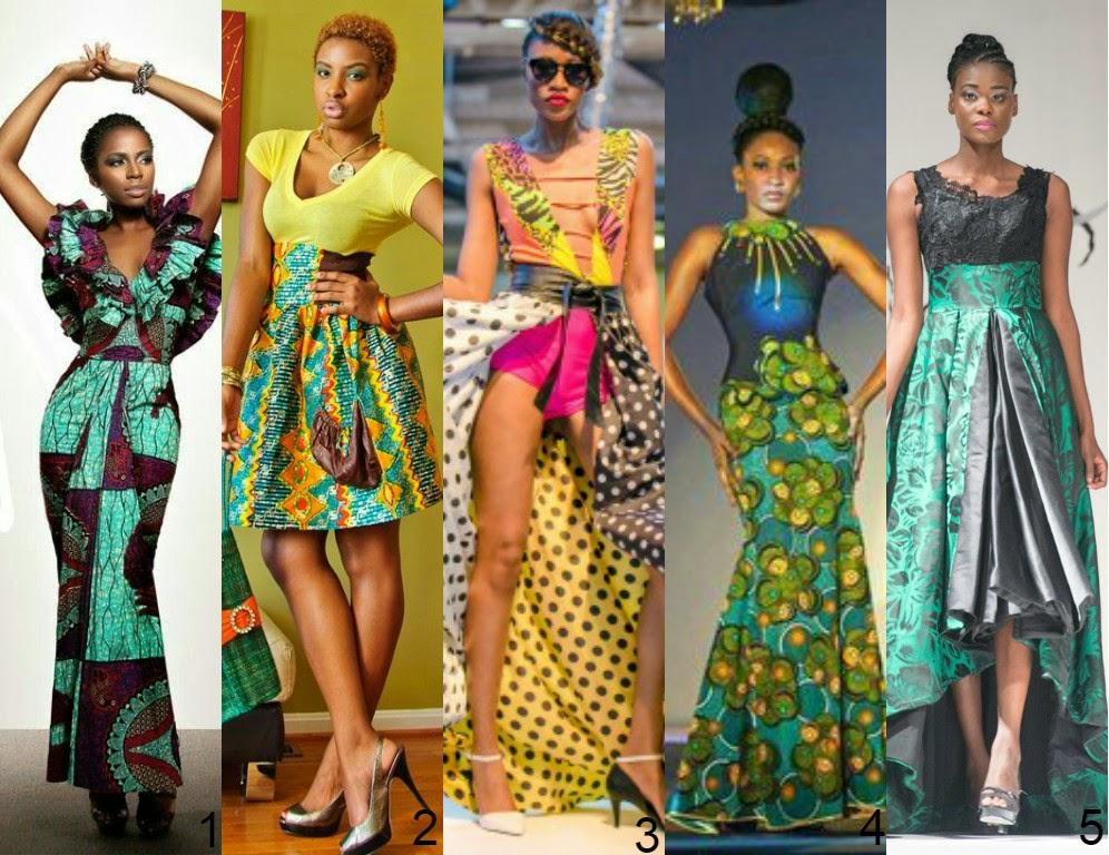 Best African Fashion Designs