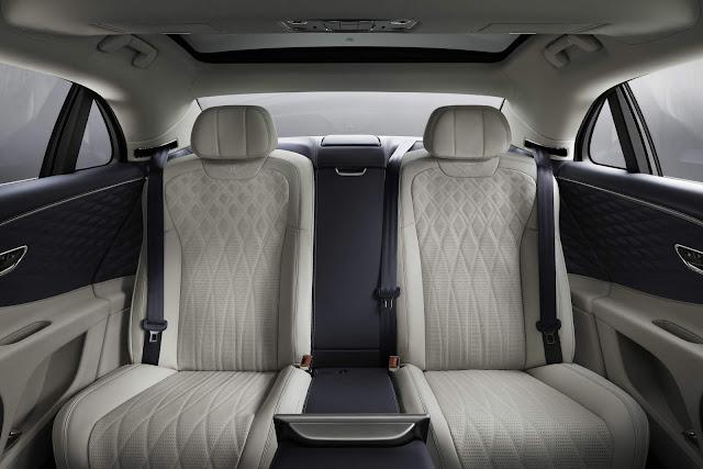 Novo Bentley Flying Spur 2020