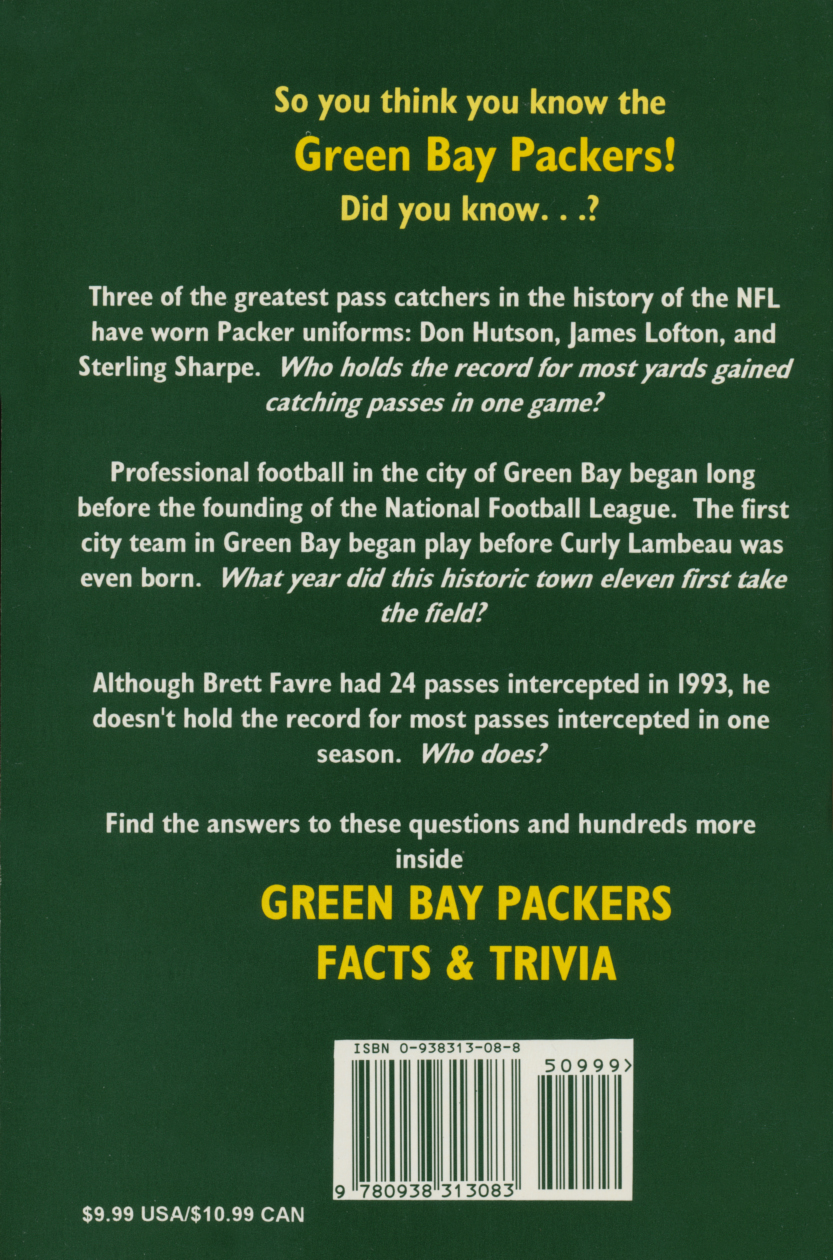 green bay packers trivia quiz