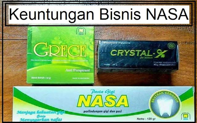 bisnis nasa