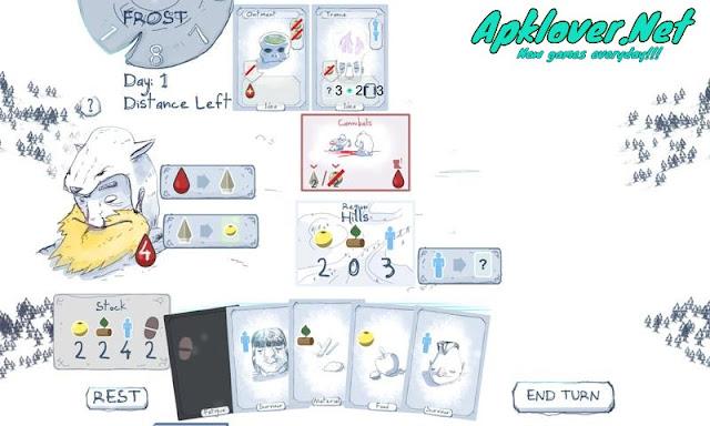 Frost MOD APK unlimited money