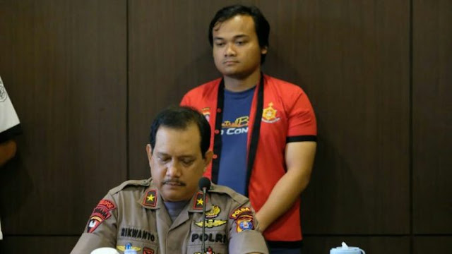 Polisi Tangkap Orang yang Ancam Ledakkan Mapolda Riau Lewat Medsos