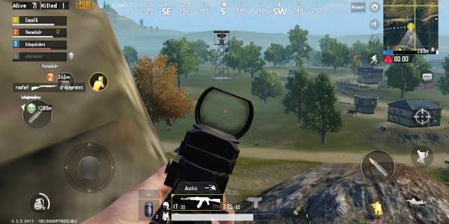 Role breacher Game PUBG Mobile