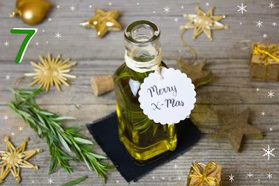 Rosmarin-Öl zum Braten und Würzen