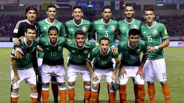 Skandal Pesta Seks Timnas Meksiko Jelang Piala Dunia 2018