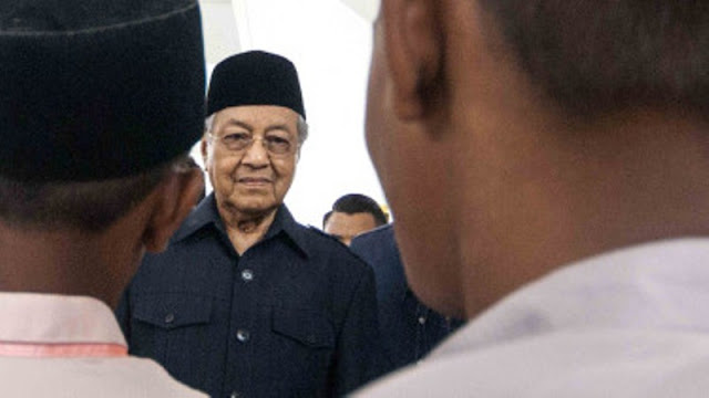 Mahathir Yakin, Najib Segera Ditangkap Soal Korupsi 1MDB