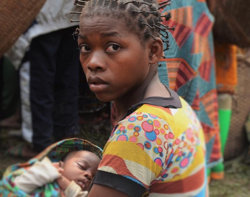 Mulher do Congo