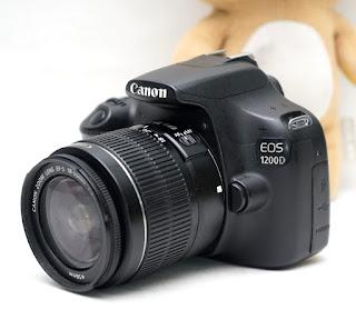 Jual DSLR Bekas - Canon eos 1200D