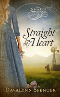 "ALT=""Book cover for Straight to My Heart"""