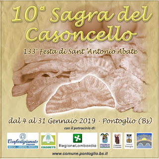 Sagra Del Casoncello Pontogliese