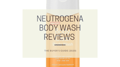Neutrogena Body Wash Reviews   The Buyer's Guide (2020)