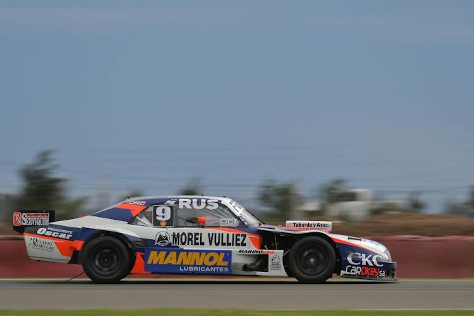 La Chevy de Mangoni en el Impiombato Motorsport