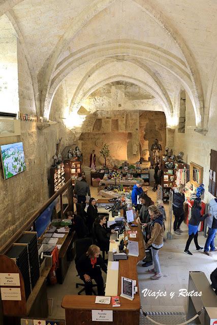Palacio de la Tour de Brau, Les Baux de Provence