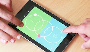Circle Wars Android için En iyi Beceri Oyunu