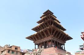 Nyatapola Temple Bhaktpur Durbar