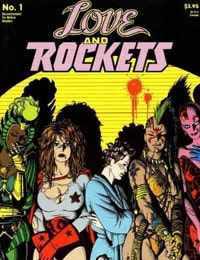 Love and Rockets (1982)