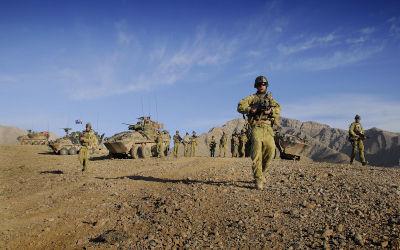 Armée Australienne - Fond d'écran en Full HD 1080p