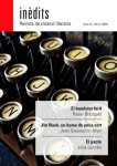 'INÈDITS - Revista de creació literària - Núm. 8 - Abril 2016'