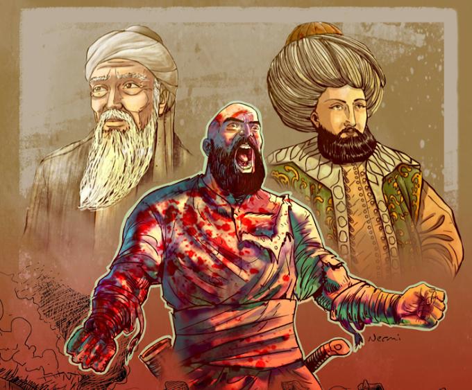 Baba Türkmen Şeyh Bedreddin İsyanı ve Börklüce Mustafa