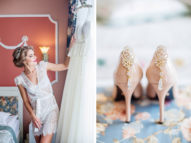 Bridal Jeweled Satin Dress Shoes Sandals image