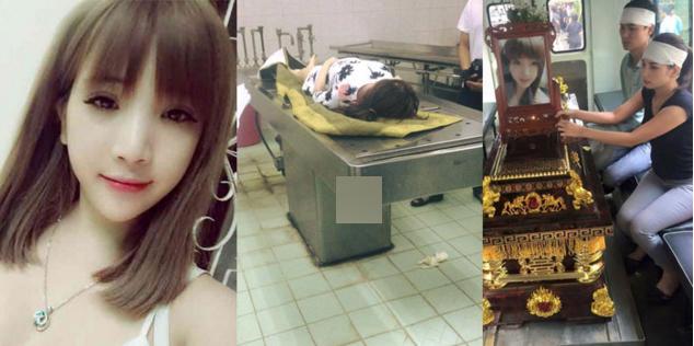 Terlalu Matre, Wanita Ini Diduga Dibunuh Pacarnya Yang Telah Habis Hartanya