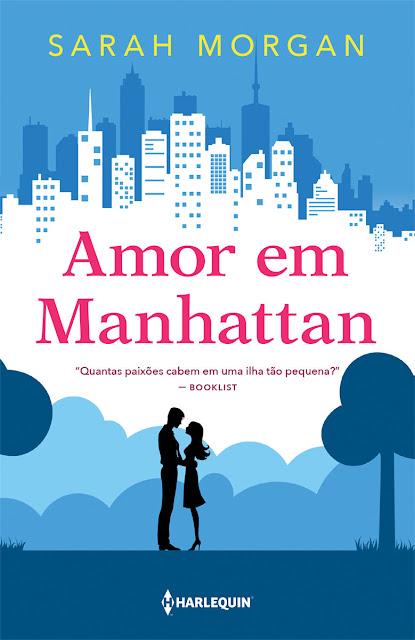 Amor em Manhattan - Sarah Morgan