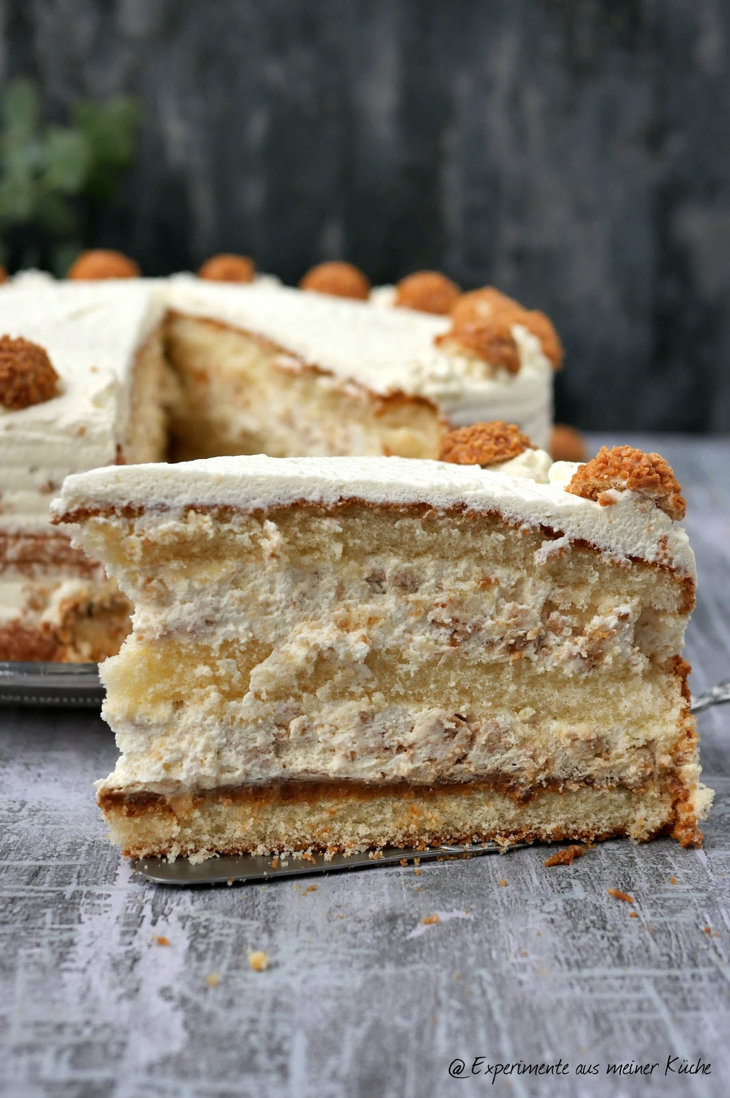 Experimente Aus Meiner Kuche Giotto Spekualtius Torte