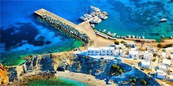 Come raggiungere l'isola di Folegandros