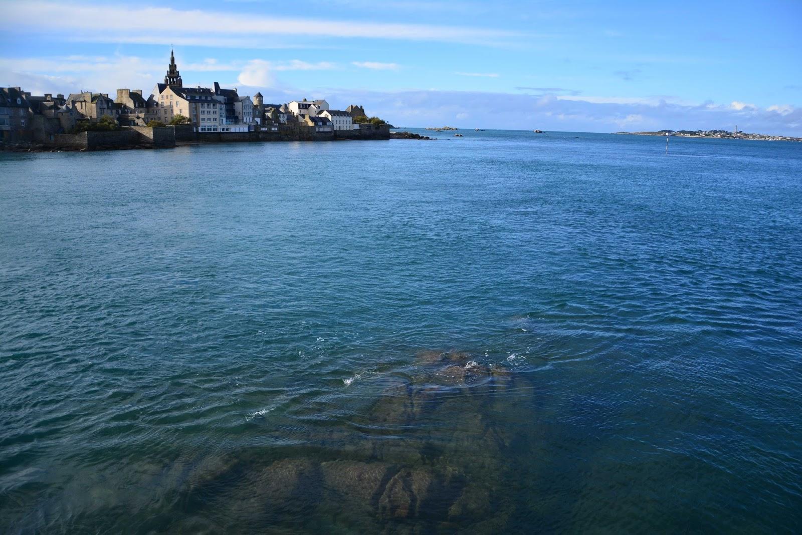 Roscoff in Brittany