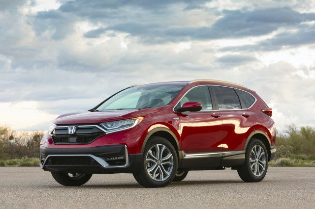 2022 Honda CR-V Preview