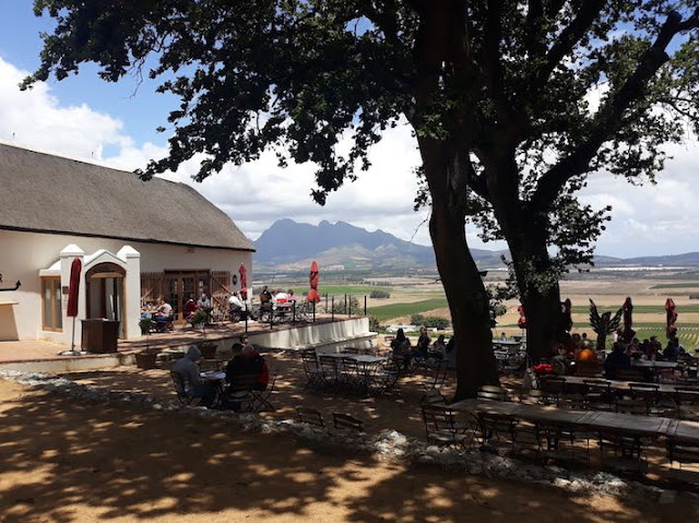 The Spice Route, Paarl