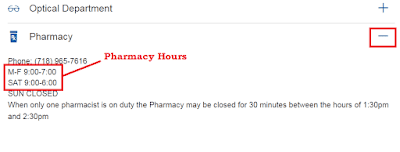 Costco Pharmacy Hours of Operations