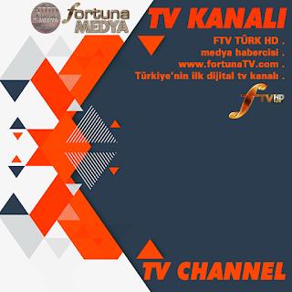 FTV TURK HD Medya Habercisi TV Kanalı