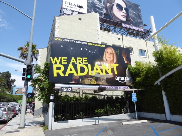 Transparent Radiant 2017 Emmy billboard
