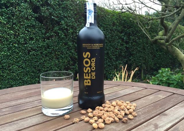 Besos De Oro Vegan cream liqueur
