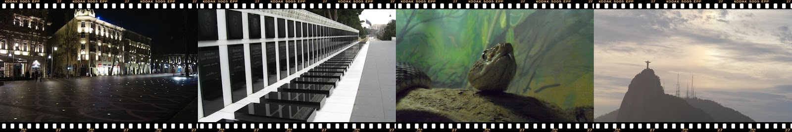 Retrospectiva 2012: Baku, Azerbaijan; Sao Paulo si Rio de Janeiro, Brazilia