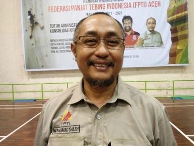 Ketum FPTI Aceh Desak Pemerintah dan KONI Aceh Lakukan Advokasi